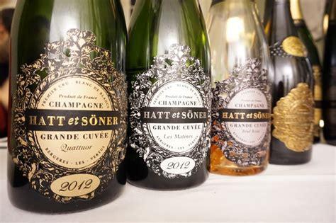 Woensdag 10 april – Masterclass Champagne HATT en SÖNER met aansluitend luxe Champagnediner