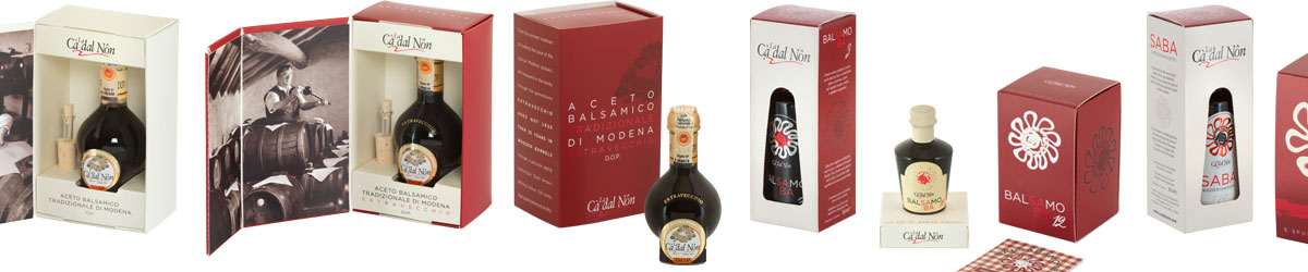 Woensdagavond 25 september – Masterclass en 4 gangen Diner: De échte Aceto Balsamico Tradizionale di Modena